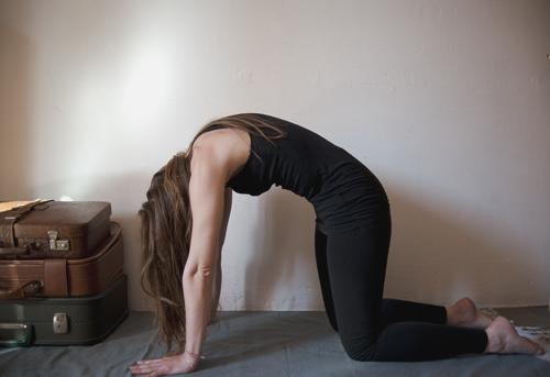 Ejercicio para aliviar el dolor de espalda durante el embarazo